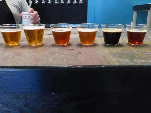 2Kids taster flight.