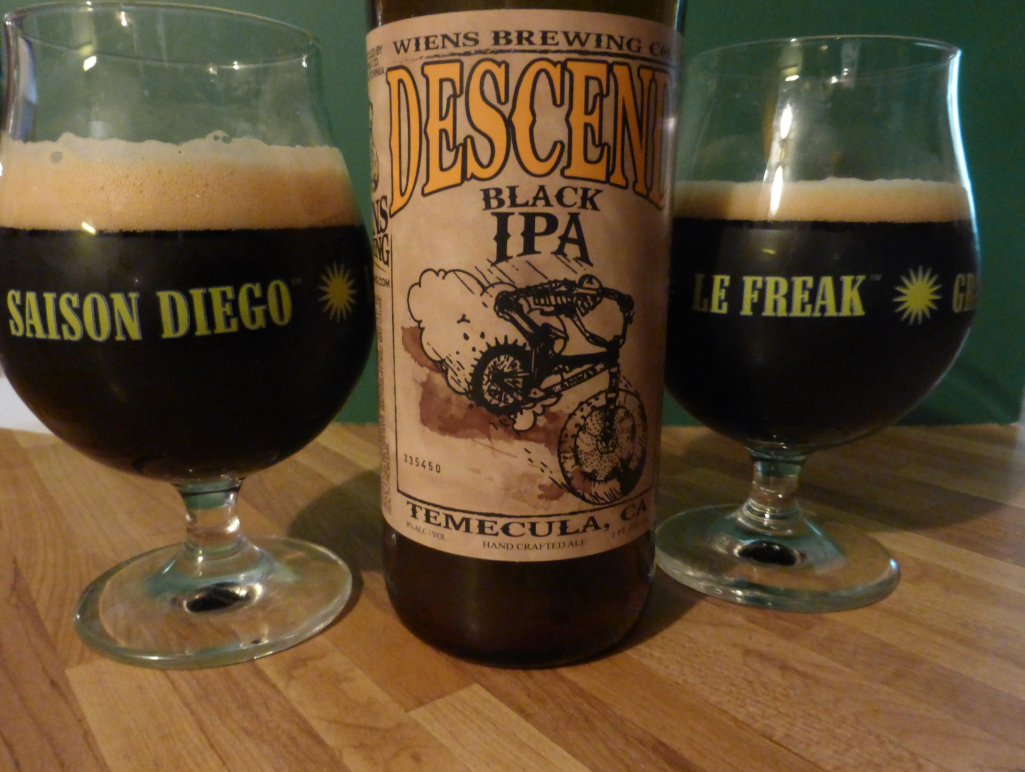 Descend Black Ipa