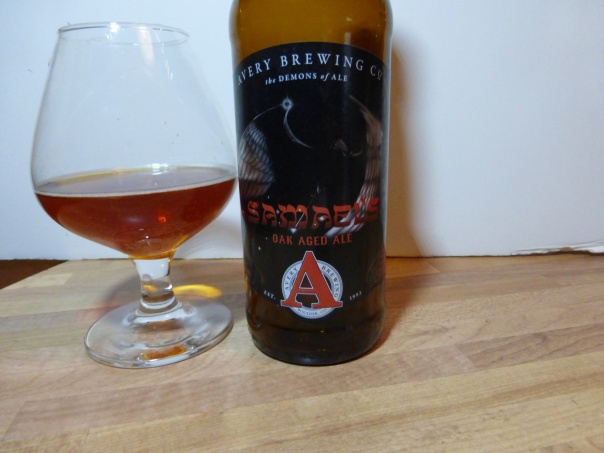 Samael's Oak Aged Ale, Avery Brewing Company.