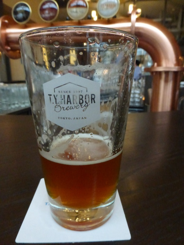 T.Y. Harbor IPA.